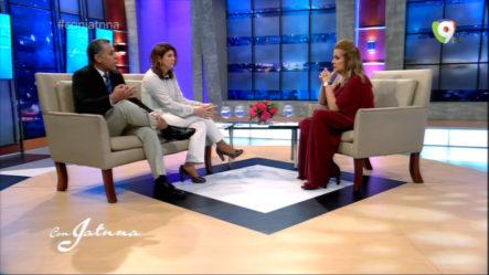 Entrevista A Los Representantes De Acción Cristiana En Con Jatnna
