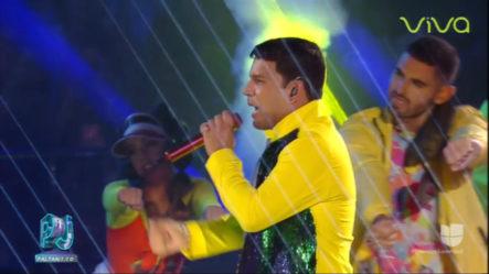 Presentación De Tito El Bambino En Premios Juventud