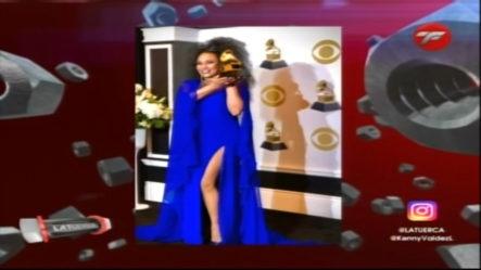 Resumen De Los Premios Latin Grammy En La Tuerca