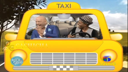 Conversando Con Franklin Brush En El Boca Taxi De Boca De Piano Es Un Show
