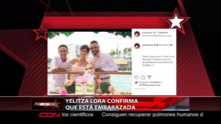 Yelitza Lora Confirma Que Se Encuentra En La Dulce Espera