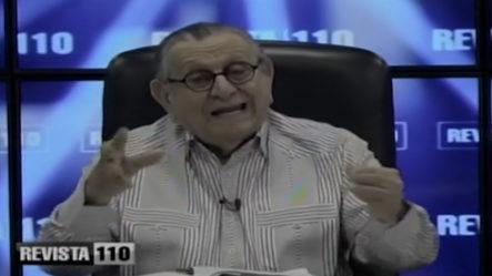 Julito Hazim Revela Por Qué Estados Unidos Retiró El Apoyo Al PLD