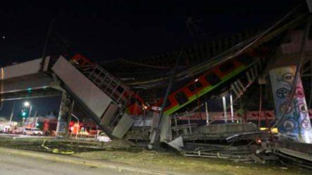 México Emprende Búsqueda De Responsables De Accidente En Metro Que Dejó 24 Muertos
