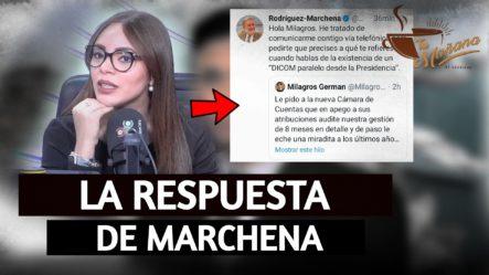 Los Tuits De Milagros Germán | Tu Mañana