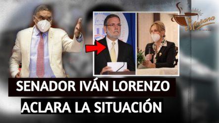 Senador Yván Lorenzo Aclara Situación Milagros Y Marchena | Tu Mañana