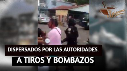 Incidente Entre Ciudadanos Y Miembros De La Policía | Tu Mañana