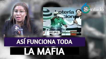 Comunicadora Explica Cómo Funciona La Mafia En Las Loterías | 6to Sentido