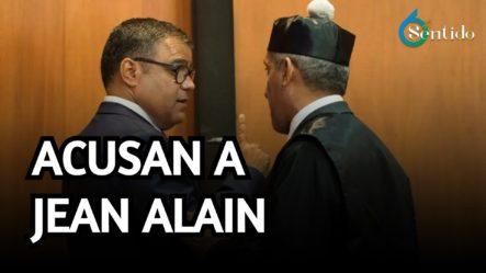 Ex Senador Acusa A Jean Alain De Falsear Pruebas En Su Contra   6to Sentido