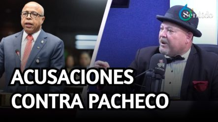 Apóstol Joseph Christopher Aclara Acusaciones Contra Pacheco   6to Sentido
