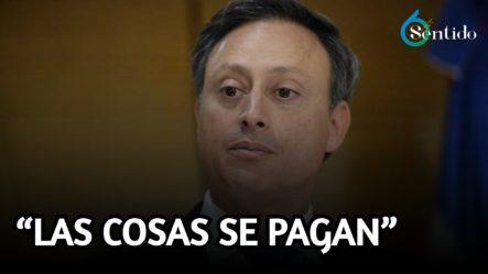"""""""Las Cosas Se Pagan Y Todo Cae Por Su Propio Peso"""" Le Dicen A Jean Alain   6to Sentido"""