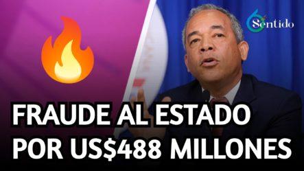 Rubén Bichara Supuesto Fraude Al Estado Por US$488 Millones | 6to Sentido