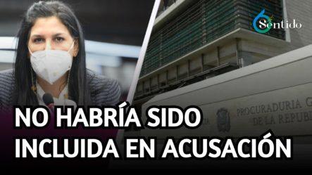 Diputada Rosa Amalia Pilarte No Habría Sido Incluida En Acusación Debido A Jurisdicción Privilegiada | 6to Sentido
