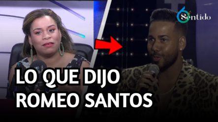 Lo Que Dijo Romeo Santos En Los Soberano Que Ha Causado Tanto Disgusto | 6to Sentido