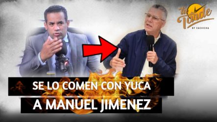 Emilio López Se Come Vivo A Manuel Jimenez | Tu Tarde