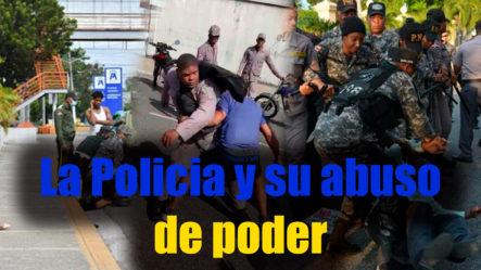 La Policía Y Su Abuso De Poder | Lorenny Solano