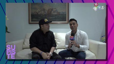 """Entrevista Detrás De Cámara Con Frederick Martínez """"El Pachá"""" Con Steven Escorche"""
