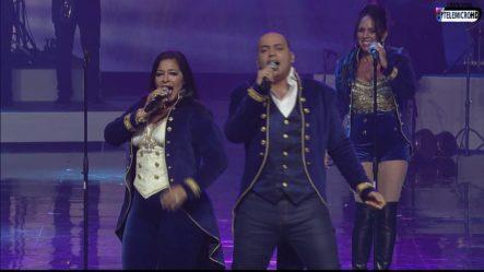 TBT: Cherito Y The New York Band En Premios Soberano 2016