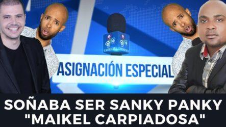 TBT: Entrevista A MAIKEL CARPIADOSA El Controversial Pastor Y Predicador Que Imita Anderson Humor