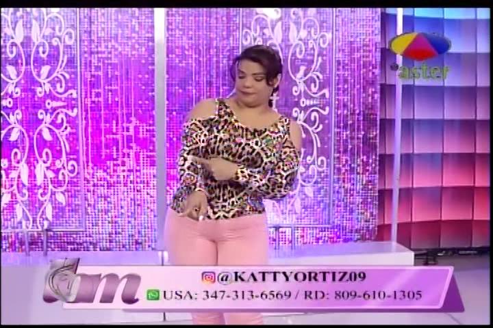 Katty Ortiz Narra Como La Atracaron 2 Tipos En Un Motor