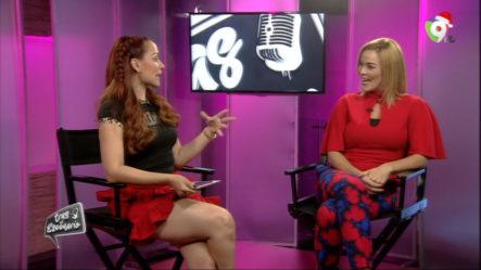 Conversando Con Mildred Quiroz Presentadora De Master Chef RD En Tras El Escenario