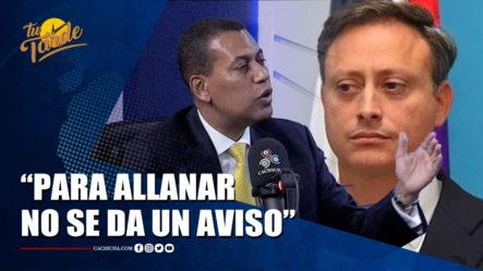 "Guido Gómez A Jean Alain: ""¿Me Vas A Decir A Mí, Que No Te Informaron?"" | Tu Tarde By Cachicha"