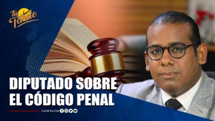 Posición Del Diputado Aníbal Díaz Sobre El Código Penal | Tu Tarde By Cachicha