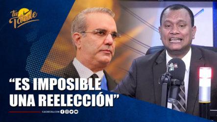 Manuel Rojas Dice Que Si Abinader No Endereza Los Funcionarios Es Imposible Una Reelección | Tu Tarde By Cachicha