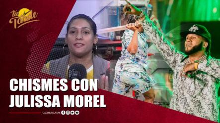 Los Chismes Calientes Con Julissa Morel | Tu Tarde By Cachicha