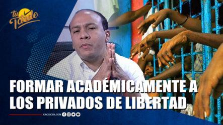 Pedro Acosta Propone Formar Académicamente A Los Privados De Libertad | Tu Tarde By Cachicha