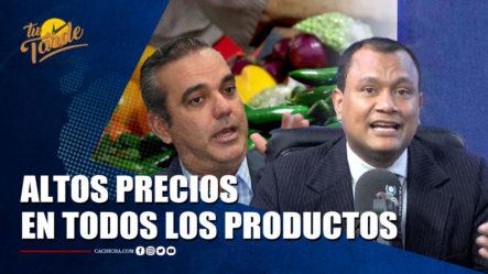 Manuel Rojas Sobre La Situación Del Comercio Y La Canasta Básica | Tu Tarde By Cachicha