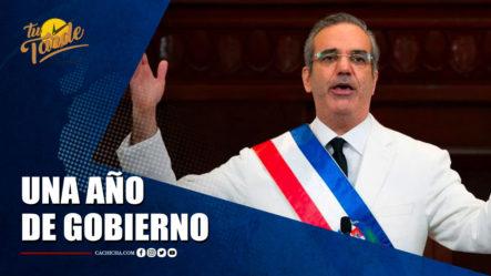 Debate En Cabina Sobre La Situación A 1 Año De Gobierno Del Presidente Abinader | Tu Tarde By Cachicha