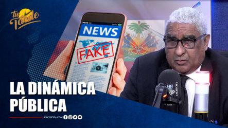 Dr. Julio Castro Hace Un Llamado A La No Desinformación A Través De Las Redes | Tu Tarde By Cachicha