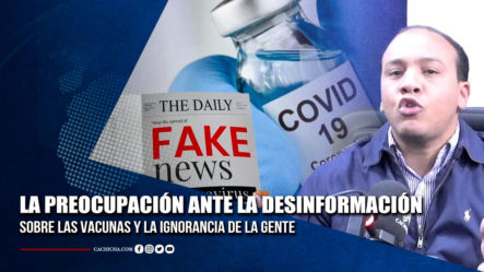 Pedro Acosta Preocupado Por Desinformación Sobre La Vacunación En Las Redes | Tu Tarde By Cachicha