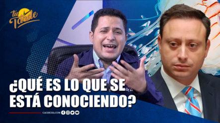 Félix Luna Explica ¿Qué Es Lo Que Se Está Conociendo En El Caso Medusa? | Tu Tarde By Cachicha