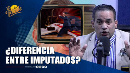 Emilio López Dice Que Negarse A Televisar Caso Fue Por Diferencia Entre Imputados | Tu Tarde By Cachicha