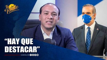 Pedro Acosta Dice Es Necesario Mencionar Cuando Funcionarios Hace Buen Trabajo | Tu Tarde By Cachicha