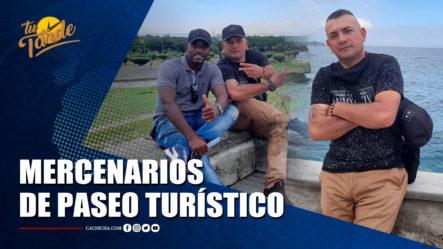 """El """"Paseo Turístico"""" De Los Mercenarios Por República Dominicana   Tu Tarde By Cachicha"""