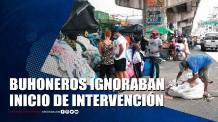 """Buhoneros Ignoraban Inicio De Intervención De La """"Duarte Con París""""   Tu Tarde By Cachicha"""