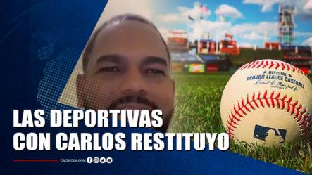 Las Informaciones Deportivas Con Carlos Restituyo   Tu Tarde By Cachicha
