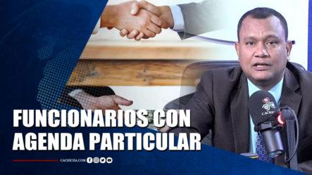 Manuel Rojas Enfatiza En Los Malos Funcionarios E Instituciones   Tu Tarde By Cachicha