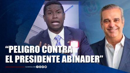 """Eduardo Martínez Dice """"Peligro Inminente Contra El Presidente Abinader""""   Tu Tarde By Cachicha"""