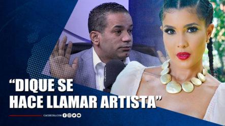 Emilio López Dice Que Sarodj Apeló A Irrespetar El Pueblo Dominicano   Tu Tarde By Cachicha