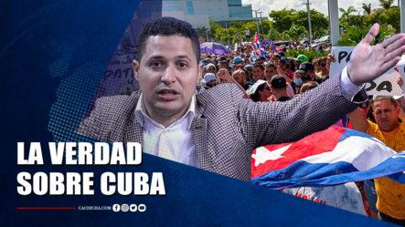 Félix Manuel Explica A Detalles Lo Que Pasa En Cuba   Tu Tarde By Cachicha