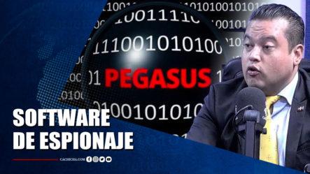Software De Espionaje Pegasus $USD 500,000 | Tu Tarde By Cachicha