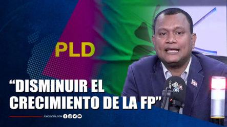 Manuel Rojas Dice Que El PLD Tiene Que Disminuir El Crecimiento De La FP | Tu Tarde By Cachicha