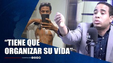 Sandy Saviñón Se Solidariza Con La Situación De Fausto Mata   Tu Tarde By Cachicha