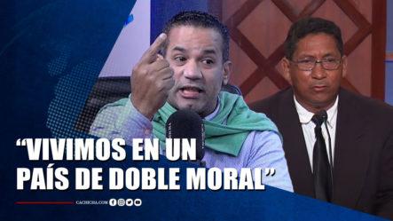 Emilio López Dice Que Discriminaron A Bonifacio En El Consejo Nacional De La Magistratura   Tu Tarde By Cachicha