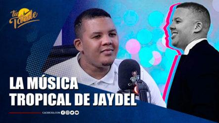 Jaydel Cornelio Una Promesa De Música Tropical En   Tu Tarde By Cachicha
