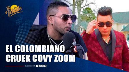 El Colombiano E Intérprete Musical Cruel Covy Zoom   Tu Tarde By Cachicha