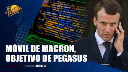 El Teléfono Móvil De Macron, Objetivo Del Espionaje De Pegasus, Según Medios   Tu Tarde By Cachicha